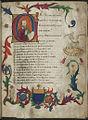 Boethius, De Consolatione philosophiae, f.1r, (289 x 218 mm), 15th century, Alexander Turnbull Library, MSR-19. (5343921675).jpg