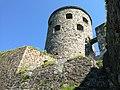 Bohus fästning - torn.JPG