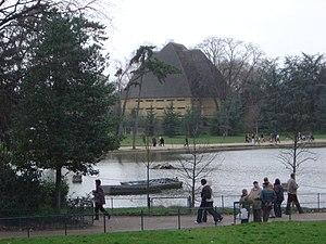 Pagode de Vincennes - Image: Bois de Vincennes DSC03761