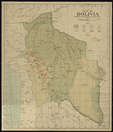 Geography of Bolivia - Wikipedia