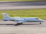Bombardier Learjet 45 - PR-XJS - Weston Táxi Aéreo (16852383264).jpg