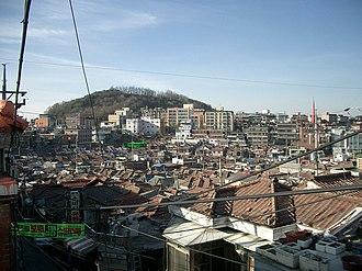 Bongcheon-dong - Image: Bongcheon dong (318688627)