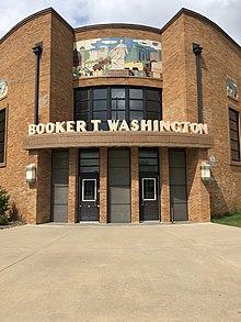 Booker t high school tulsa ok