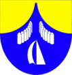 Coat of arms of Borgvedel