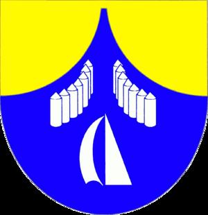 Borgwedel - Image: Borgwedel Wappen