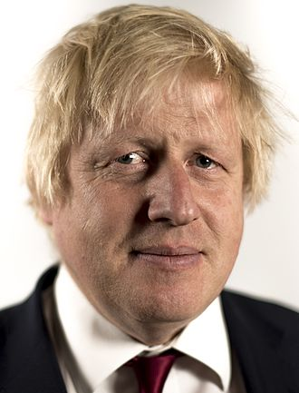Secretary of State for Foreign and Commonwealth Affairs - Image: Boris Johnson FCA