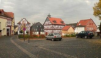 Borken, Hesse - Historic centre