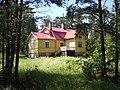 Bostadshus, nära prästgården i Korpo, den 28 juni 2007.JPG