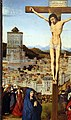 Bottega di jan van eyck, crocifissione, 02.JPG