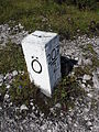 Boundary stone on the Demeljoch - 1.jpg