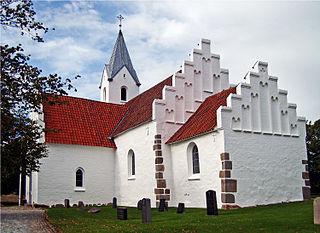 Sønder Aarslev Church Church in Aarhus, Denmark