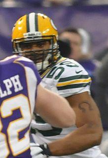Brad Jones (American football) American football linebacker