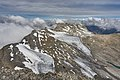 Brandner Gletscher vom Gipfel der Schesaplana, 16. Juli 2017.jpg