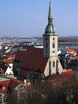 Bratislava - St. Martins Cathedral 02.jpg