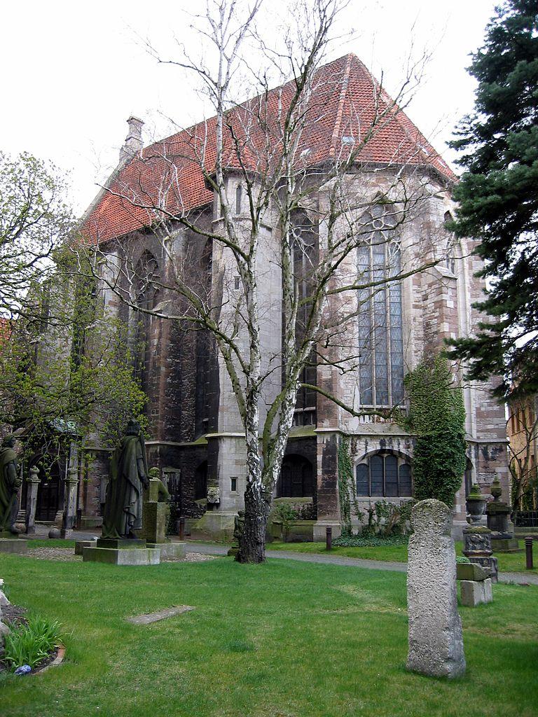 Монастырь и церковь Св. Эгидия (Aegidienkirche), Брауншвейг
