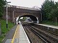 Brentford station look east beyond road bridge.JPG