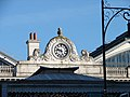 Brighton Railway Station Clock - geograph.org.uk - 1018198.jpg