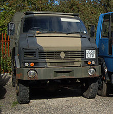 Land Rover Models >> Dodge 50 Series - Wikipedia