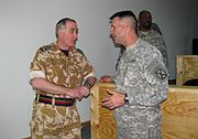 British Chief of the Defense Staff, visits Multi-National Division-South DVIDS163632