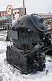 British Mark 17 naval mine on display in Harstad.jpg
