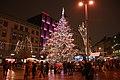 Brněnské Vánoce, náměstí Svobody, vánoční strom (9134).jpg