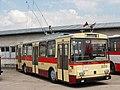 Brno, Řečkovice, depozitář TMB, Škoda 14Tr č. 3173 (01).jpg