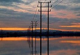 Broadboard meadows sunset, 3 (geograph 3248096).jpg