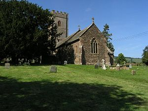 West Somerset - Image: Brompton Ralph church