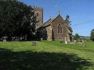 West Somerset - Image: Brompton Ralph church