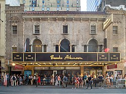 Brooks Atkinson Theater - Waitress (48193414186).jpg