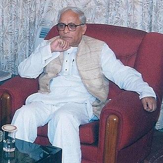 Buddhadeb Bhattacharjee - Buddhadeb Bhattacharjee