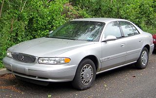 Buick Century Line of upscale performance cars
