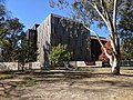Building under construction at the ANU May 2018.jpg