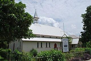 St John the Baptist Anglican Church, Bulimba
