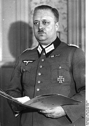 Hasso von Wedel (general) - Image: Bundesarchiv Bild 146 2002 005 22A, Hasso von Wedel