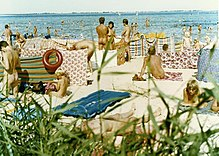 Nude beach. From Wikipedia, the free encyclopedia