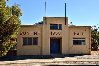 Buntine, Western Australia Town in Western Australia