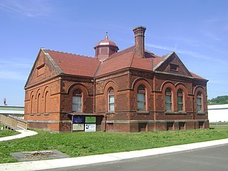 Burden Ironworks Office Building United States historic place