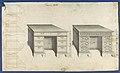 Bureau Tables, from Chippendale Drawings, Vol. II MET DP118217.jpg