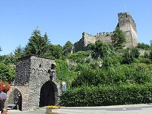 Wied - Image: Burg Altwied