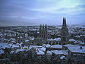 Burgos nevado desde el Castillo.jpg