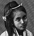 Burmese woman Mongoloid Caucasoid Australoid Negrito.png