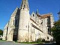 Bury (60), église Saint-Lucien, vue depuis le sud-ouest.jpg