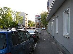Schützenstraße in Kassel