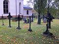 By kyrka i Avesta kn Kors på gamla kyrkogården 4291.jpg