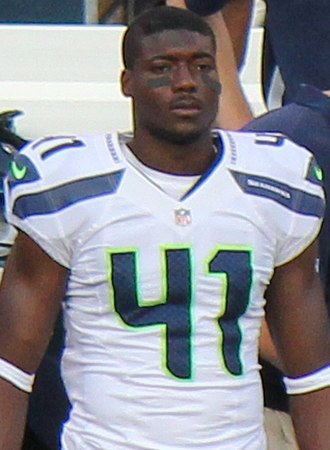 Byron Maxwell - Maxwell with the Seattle Seahawks in 2012