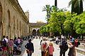Córdoba Spain - Mezquita de Córdoba - Cathedral of Our Lady of the Assumption - Exterior.1 (18374885030).jpg