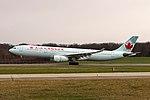 C-GFUR Airbus A330-343 A333 - ACA (25756576850).jpg