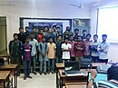 Wikipedia workshop at Shahjalal University of Science and Technology
