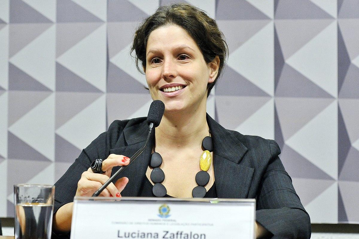 Resultado de imagem para imagem luciana Zaffalon